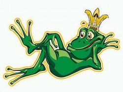 принцесса жаба