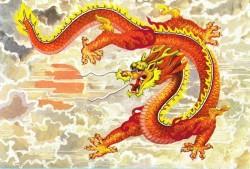 восточноазиатский дракон