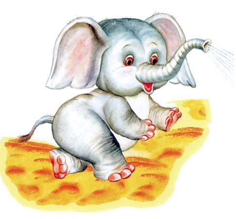 слонёнок картинки для детей