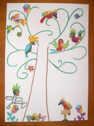 Бразильские птицы