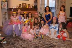приглашённые принцессы