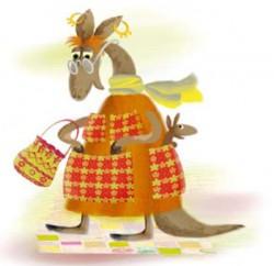 кенгуру сказка