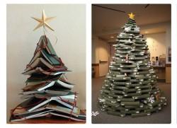 елки из книг