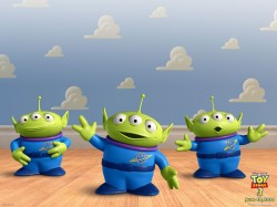 рисунок инопланетяни