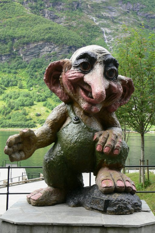 Troll of Norway
