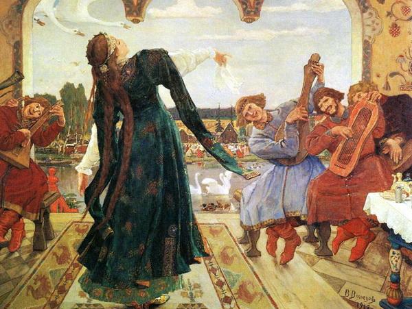 vasneztov lyagushka-tsarevna